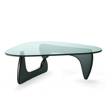 Vitra - Coffee Table in black ash wood