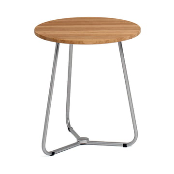 Balcony Bistro Table, teak wood