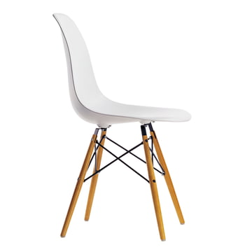 Eames plastic side chair dsw connox shop - Chaise design eames pas cher ...