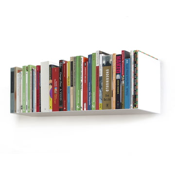 linea1 a _ book shelf in white