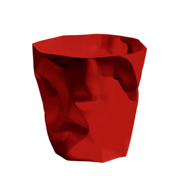 Essey - Bin Bin wastepaper bin in red