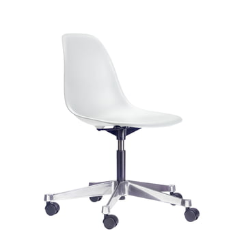 Vitra - Eames Plastic Side Chair PSCC, white