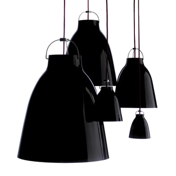 Lightyears - Caravaggio Pendant Lamps black, group