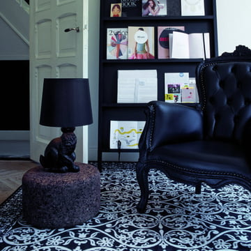Wit and Charm with the Rabbit Lamp by Moooi