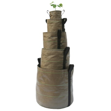 Bacsac Pot plant bag - group