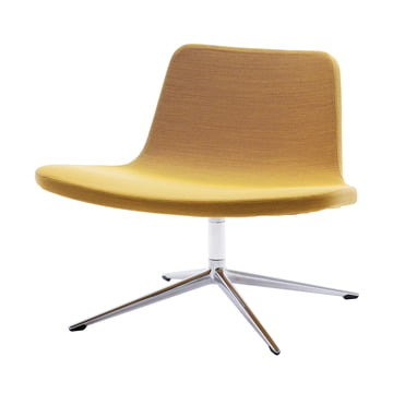 Hay - Ray Lounge Chair, bogie, fabric
