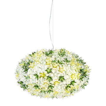 Kartell - Bloom S1 Pendant Lamp, mint