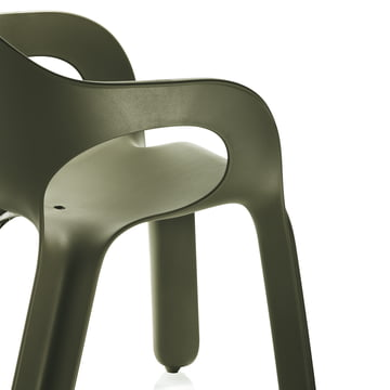 Magis - Easy Chair - Detail