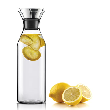 Eva Solo - Fridge Carafe - glass with lemon