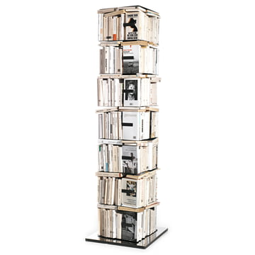 Opinion Ciatti - Ptolomeo X4 book carousel - vertical