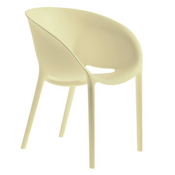 Soft Egg Chair - ivory
