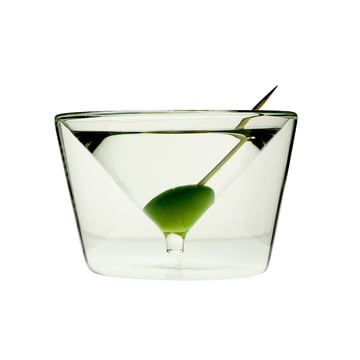 Charles & Marie - InsideOut Martini Glass