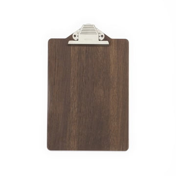 Clipboard A4 made of smoked oak by ferm living