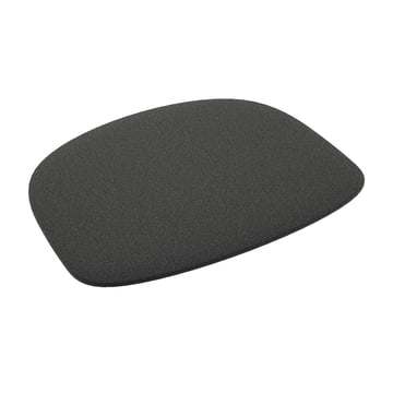 Weishäupl - Felt chair seat cushions for Forest, anthracite