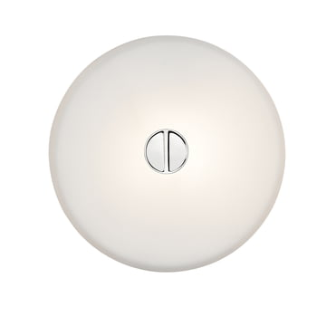 Flos - Mini Button Ceiling Light, front