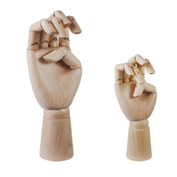 Hay - Wooden Hand, large, small