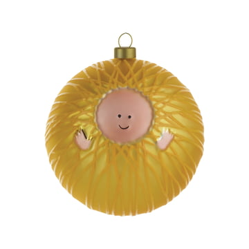 Jesus Christmas Bauble by A di Alessi