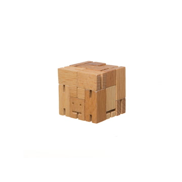 areaware - Cubebot, micro, beech