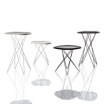 Magis - Pizza Table - group, sizes, colours