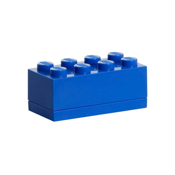 Lego - Mini-Box 8, blue