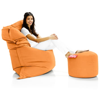 Point stool with beanbag by Fatboy