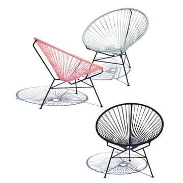 OK Design - The Condesa Chair - Group, colours