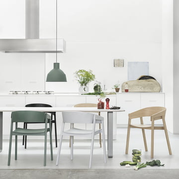 Muuto - Cover Chair, ambience