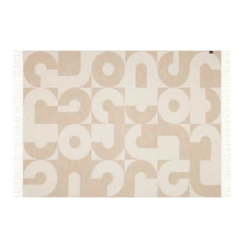 Vitra - Girard Wool Blanket, Circle Sections - back