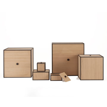 by Lassen - Frame box / cabinet - group, oak