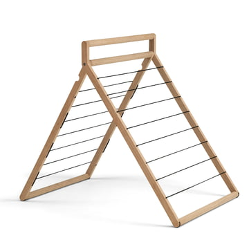 Skagerak - Dryp clothes horse, oak wood - standing