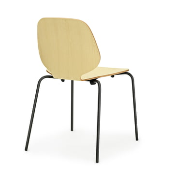Normann Copenhagen - My Chair, ash / black - backside
