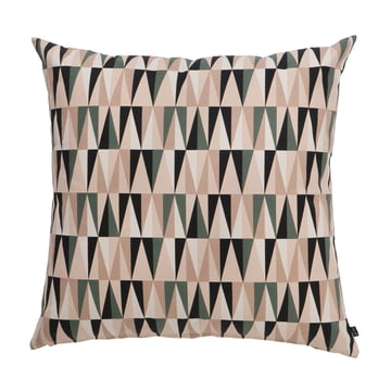 Ferm Living - Spear Floor Cushion, rose, 80x80