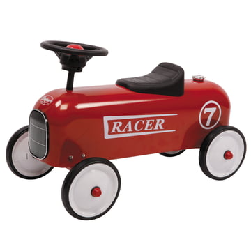 Racer Ride-on by Baghera in red