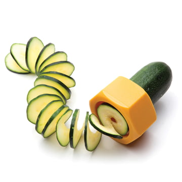Monkey Business - Cucumbo Vegetables Peeler - with courgette
