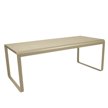 Fermob - Bellevie table, nutmeg