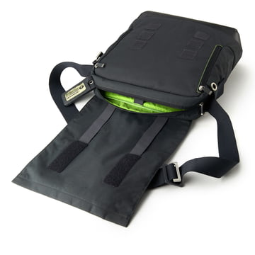 Moleskine - myCloud backpack, open - lying