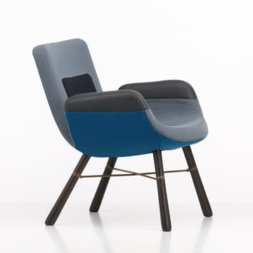 Vitra - East River Chair, blue