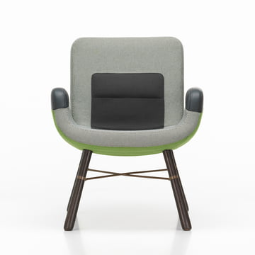 Vitra - East River Chair, green