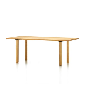 Vitra - Wood Table, 200 x 90 cm, oak solid