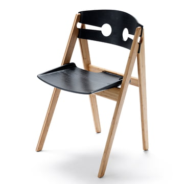We do wood - Dining Chair no. 1, black