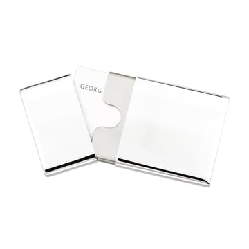 Georg Jensen - Business Cards Holder To Go