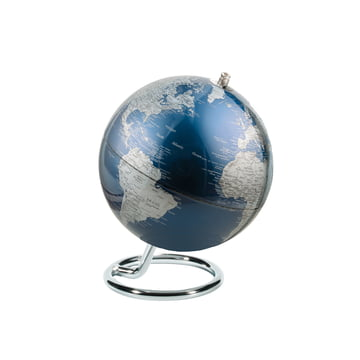 emform - Mini Globe, blue
