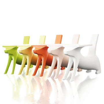 Magis Me Too - Le Chien Savant Chair / Desk for Children