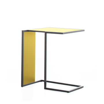 Conmoto - Riva Side Table, yellow