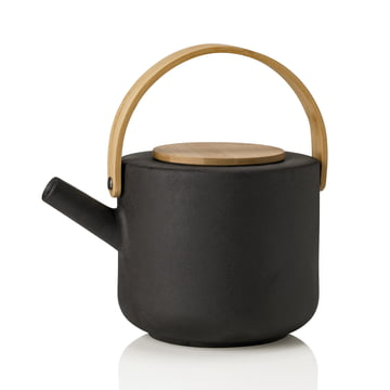 theo teapot by stelton in the interior design shop. Black Bedroom Furniture Sets. Home Design Ideas