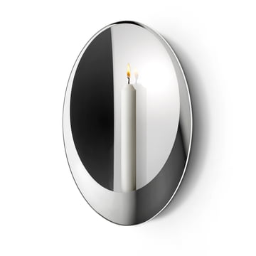 Stelton - Aura Wall Candle Holder