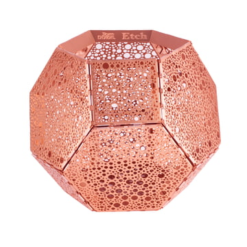 Tom Dixon - Etch Candle Light Holder, copper