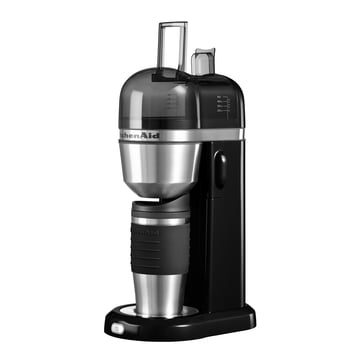 "KitchenAid - Coffee Machine ""To Go"", black"