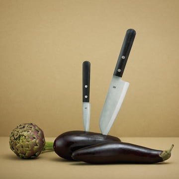 Stelton - Rig-Tig Easy Knives, in an aubergine