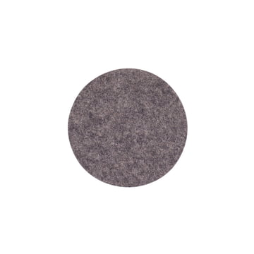 Hay - Coaster, dark grey